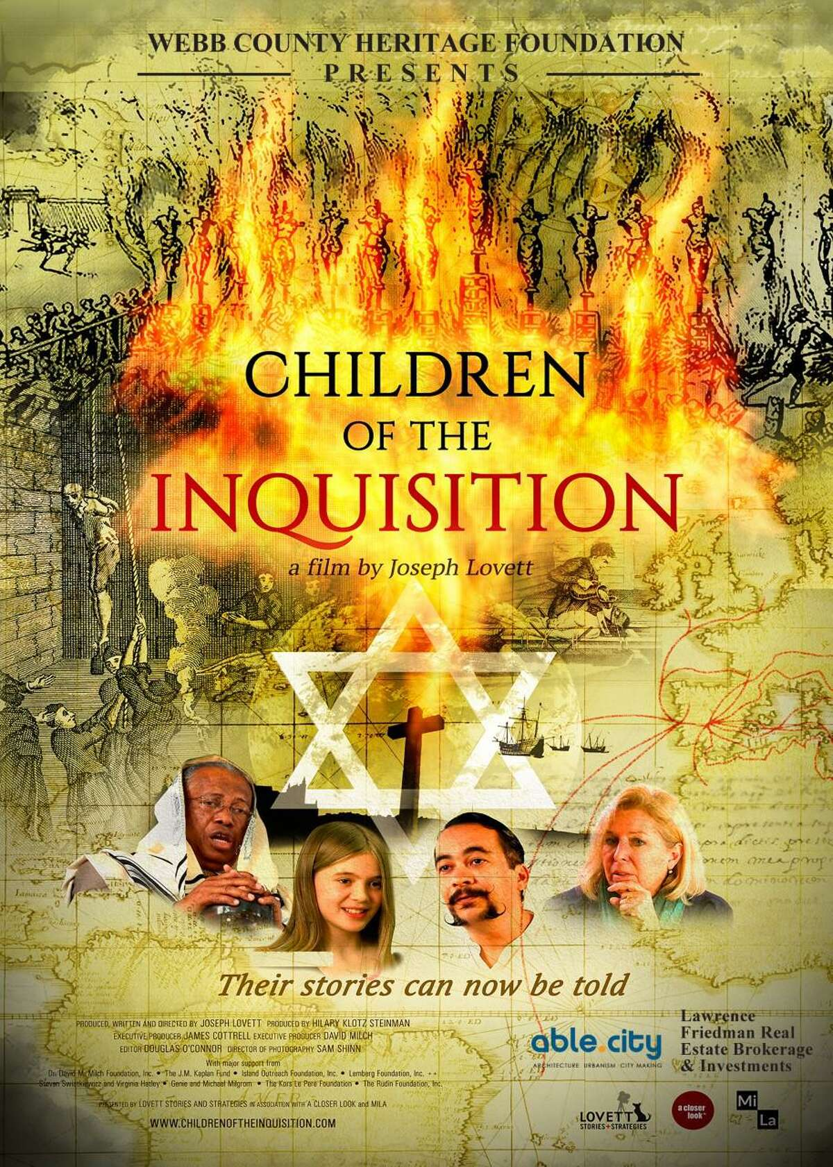 """El documental """"Children of the Inquisition"""" será proyectado en línea el 23 y 24 de junio. El público está invitadoa demás a participar en un panel de discusión con el director del filme y una experta en el tema."""