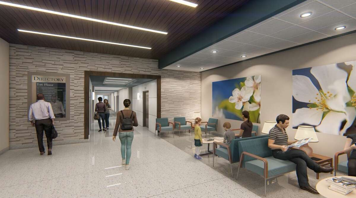 Healthpeak Properties is developing a 116,500-square-foot medical office building at 7500 Fannin St. . Transwestern Real Estate Services handles leasing services.