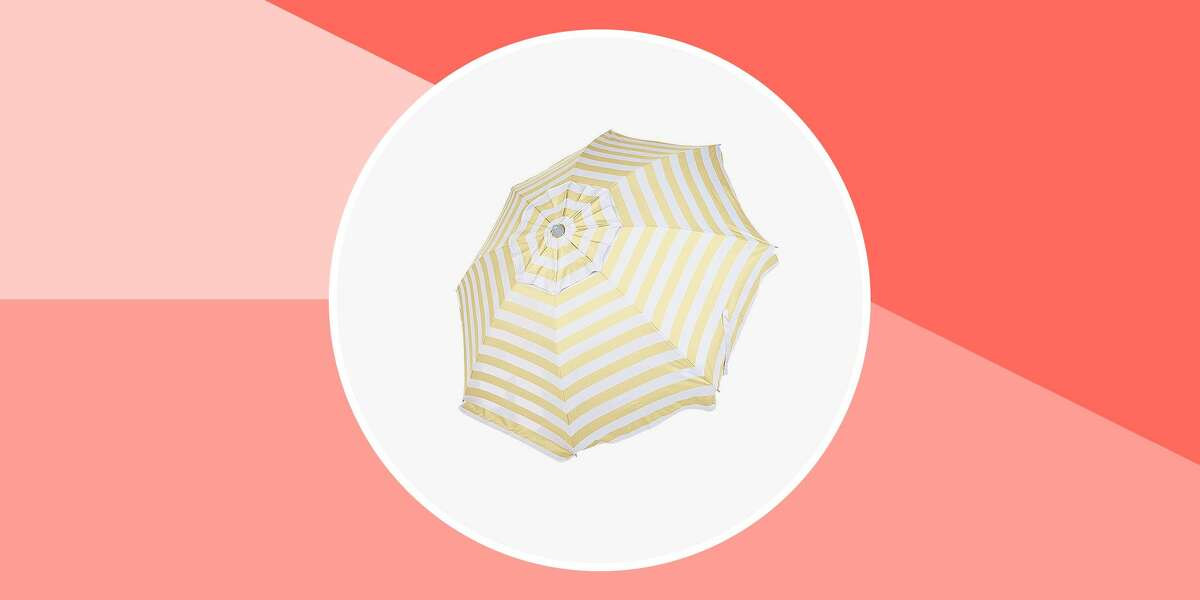 5 Best Beach Umbrellas That Bring The Shade: These offer protection from sun, wind, and even rain.