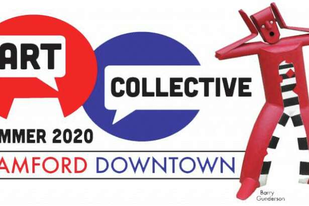 """Stamford will feature 35 sculptures this summer, as part of an outdoor exhibit, """"Art Collective in Stamford Downtown."""""""