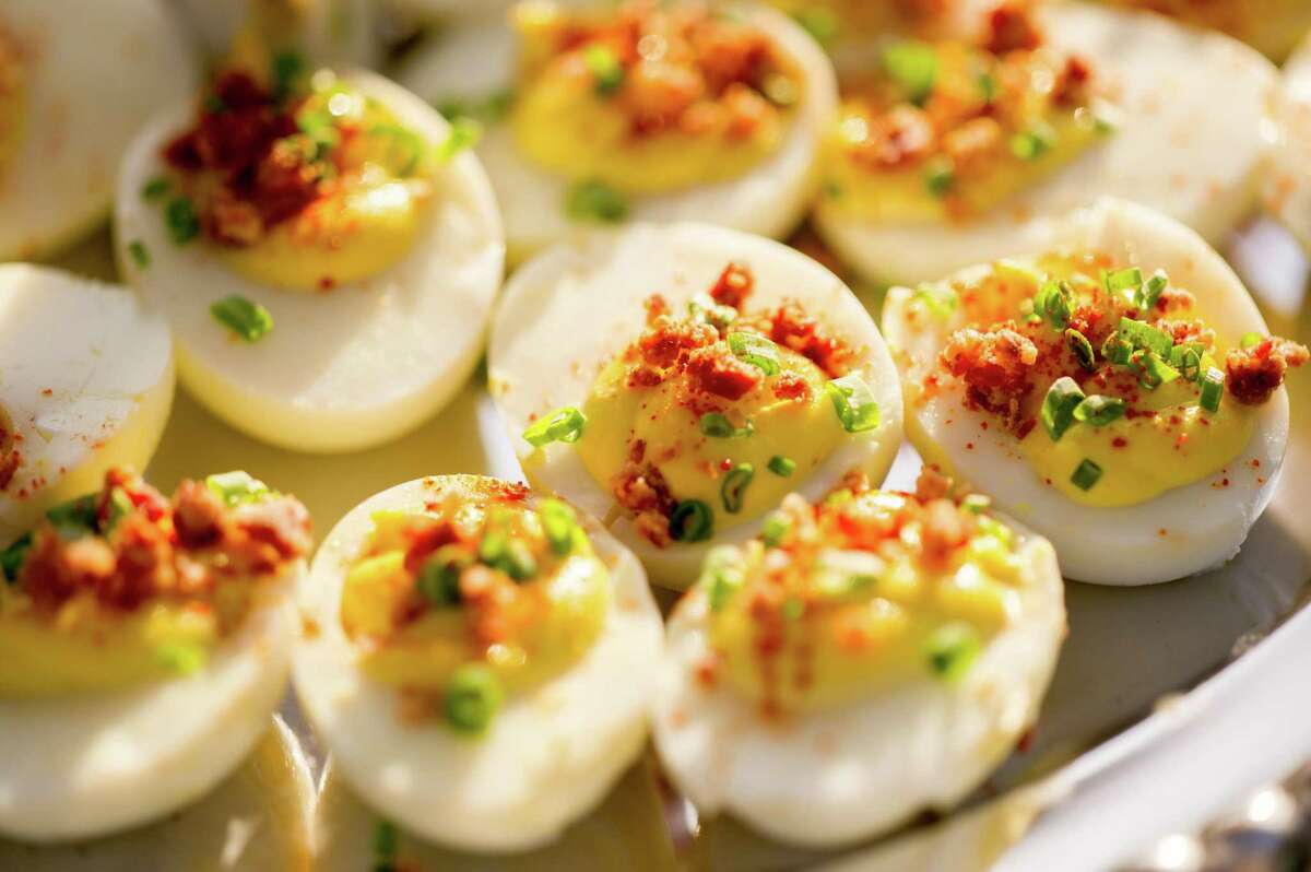 Deviled eggs are divisive.
