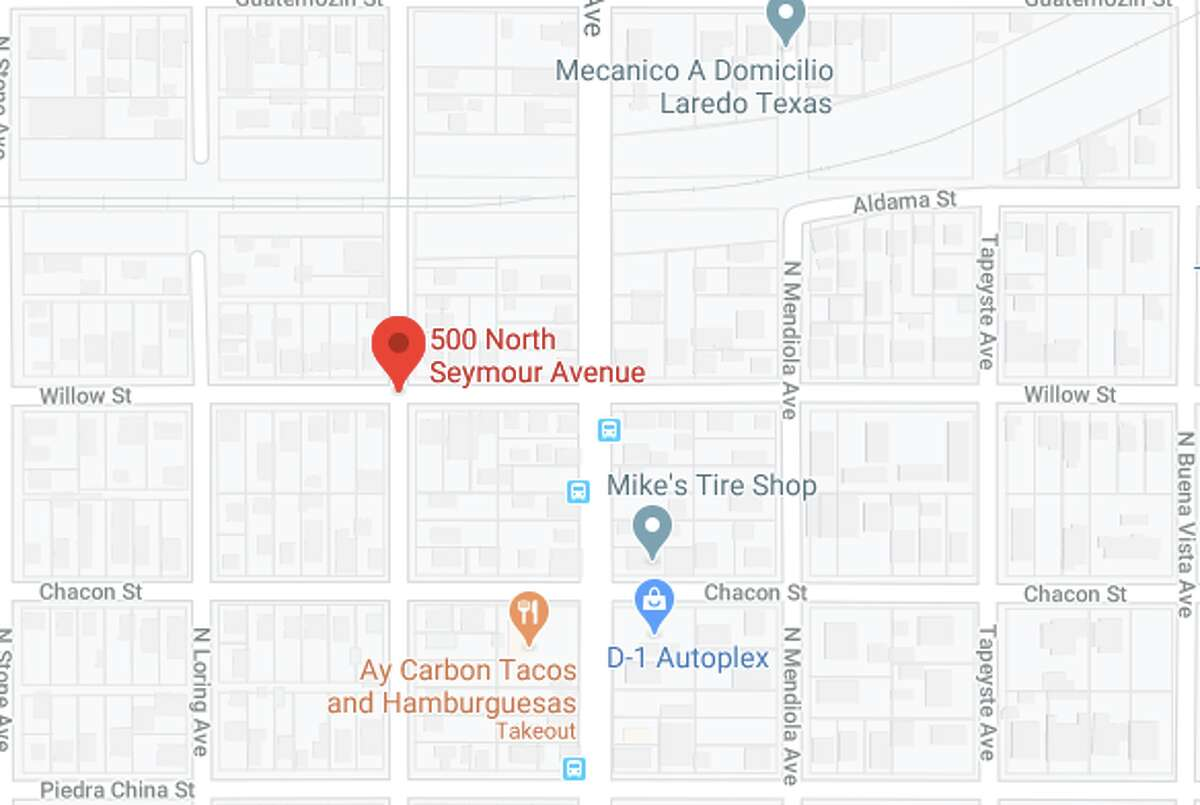 Officers responded to a man armed with a gun report at about 3:30 a.m. Friday in the 500 block of North Seymour Avenue.