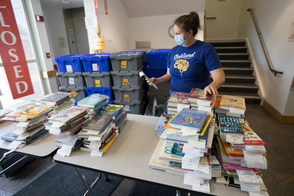 As of June 23, King County Library System (KCLS) opened select book drops to return materials, though materials will not be accepted in-person by staff. Returned materials will experience their own