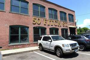 50 Fitch St. in New Haven photographed on June 22, 2020