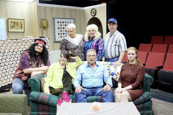 "The cast of ""Daddy's Dyin Who's Got The Will"" are preparing for shows July 10-26 at Pearl Theater."