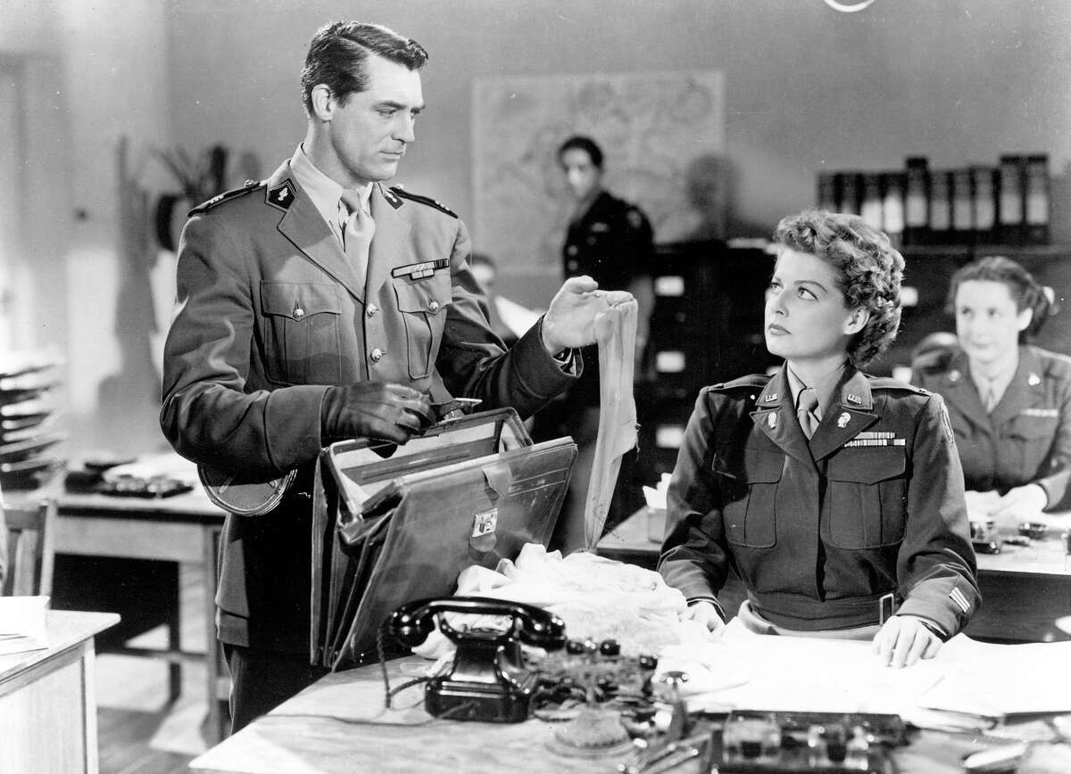 I Was a Male War Bride (1949) Directed by Howard Hawks Shown from left: Cary Grant, Ann Sheridan