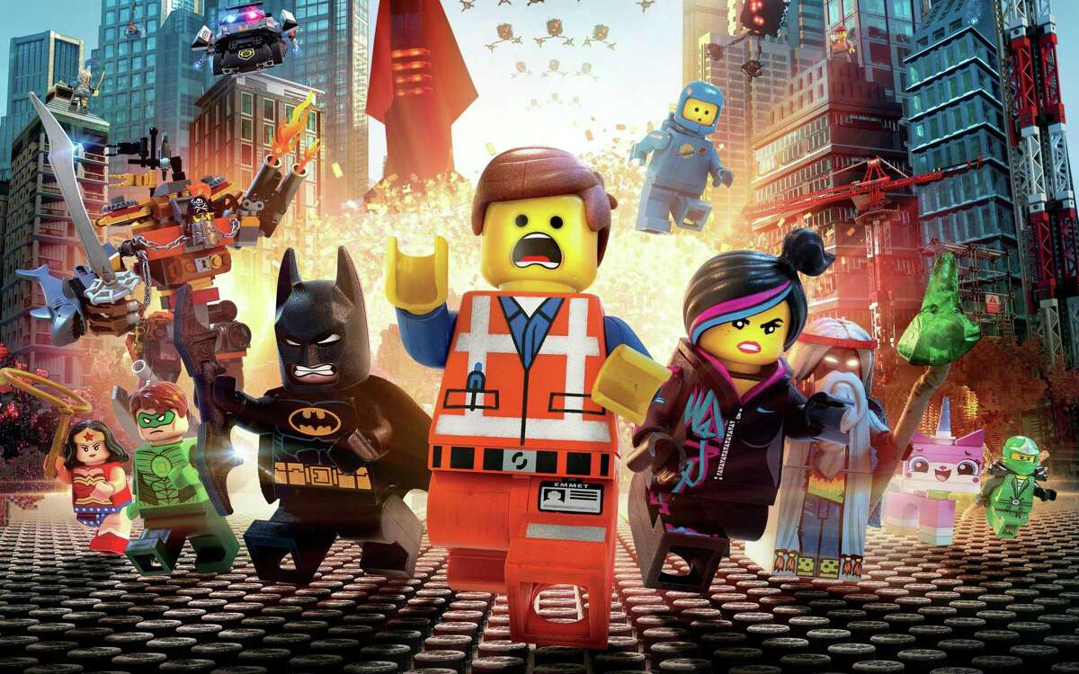 """""""Lego Movie"""" will be screened at The Ridgefield Playhouse July 1 at 2 p.m."""
