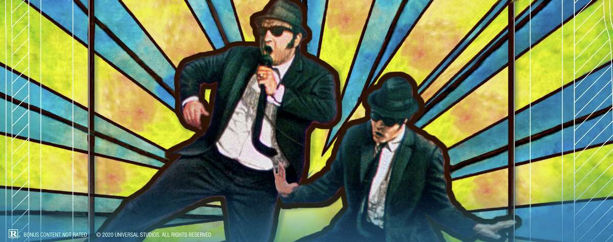 """""""The Blues Brothers"""" will be screened at The Ridgefield Playhouse July 1. This is the original Blues Brothers film from 1980, with special insight from Turner Classic Movies."""