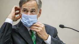 Texas Gov. Greg Abbott should keep the state's mask mandate going. This is a no-brainer.