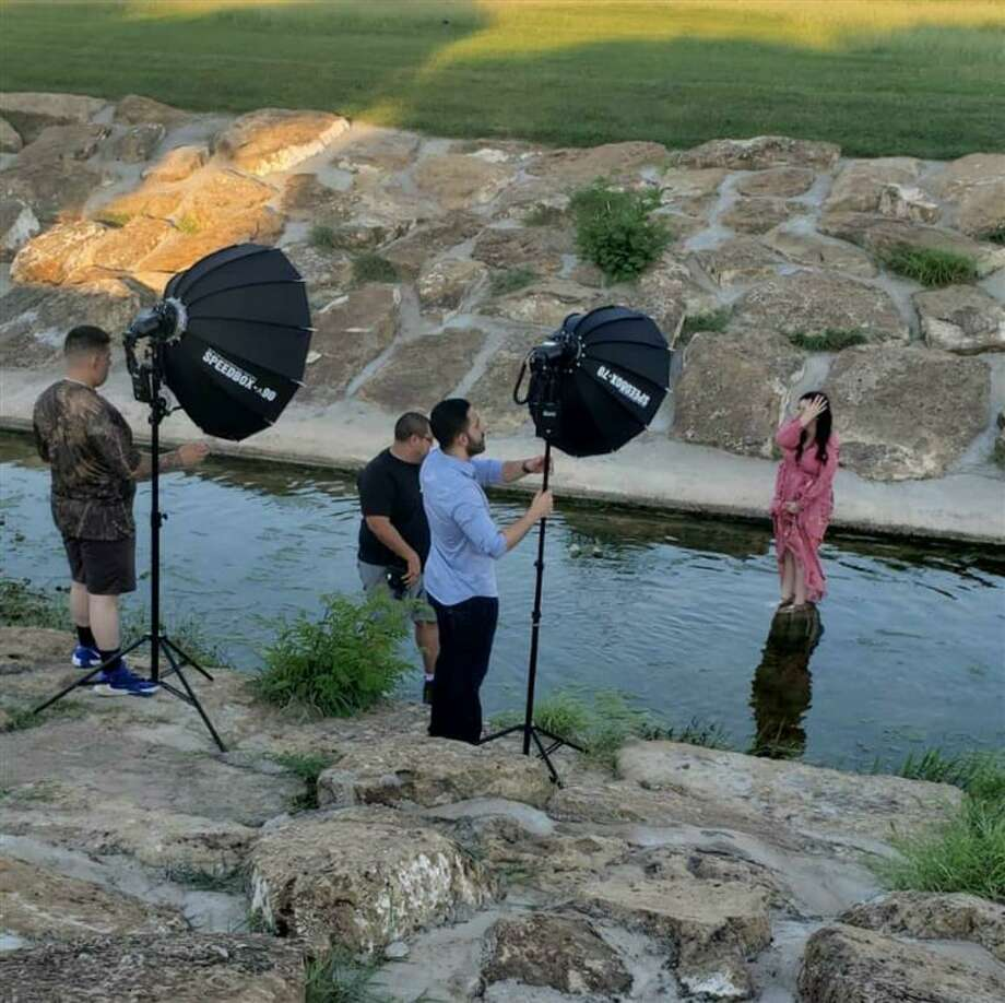 Laredo's event and portrait photographers have been restrained from practicing photography and are turning to alternative methods of working. Photo: Courtesy Of Marcos Adrian Mendoza