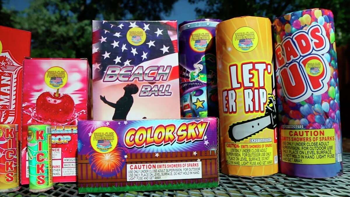 Big Rapids Chief of Police Danielle Haynes said she anticipates more calls regarding fireworks in the area than in previous years. Haynes said they have already received three complaints over the weekend, whereas last year, there was a total of four complaints for the whole season.(Courtesy photo)