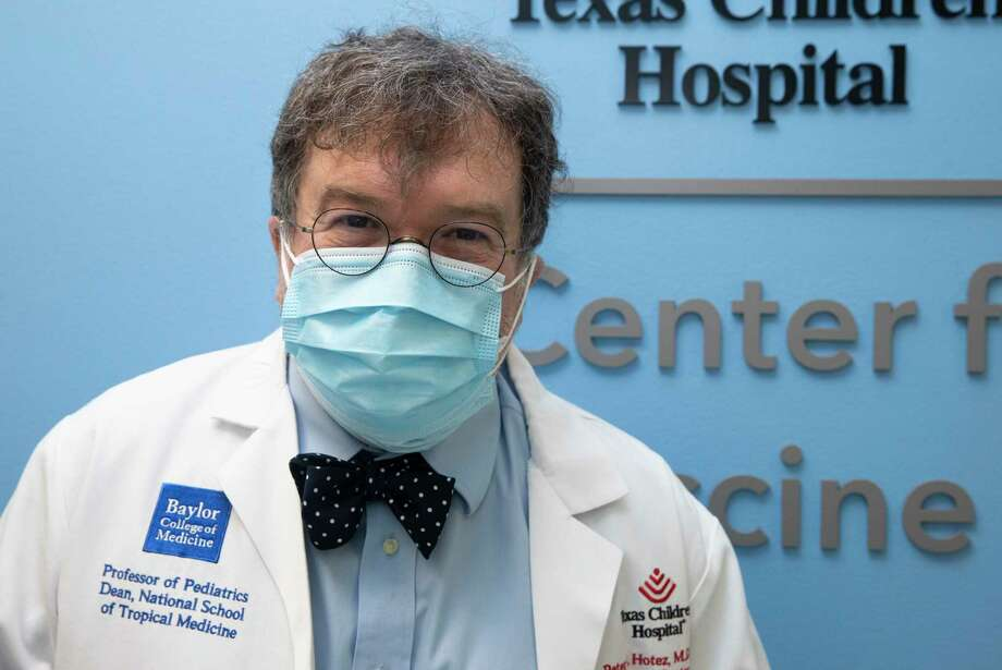 "COVID-19 expert and dean of the National School of Tropical Medicine at Baylor College of Medicine Dr. Peter Hotez said earlier this week if the COVID-19 trends continue Houston '""would become the worst affected city in the US."" Photo: Yi-Chin Lee, Houston Chronicle / Staff Photographer / © 2020 Houston Chronicle"