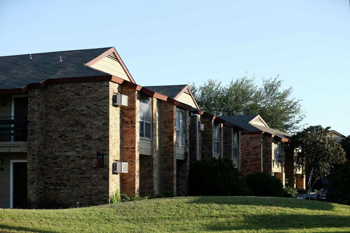 MAC Olmos Club LLC, which owns the Olmos Club Apartments at 800 Basse Road in San Antonio, will pay a resident more than $4,200 to settle a lawsuit that alleged she was unlawfully locked out of her apartment during the pandemic for failing to pay rent.