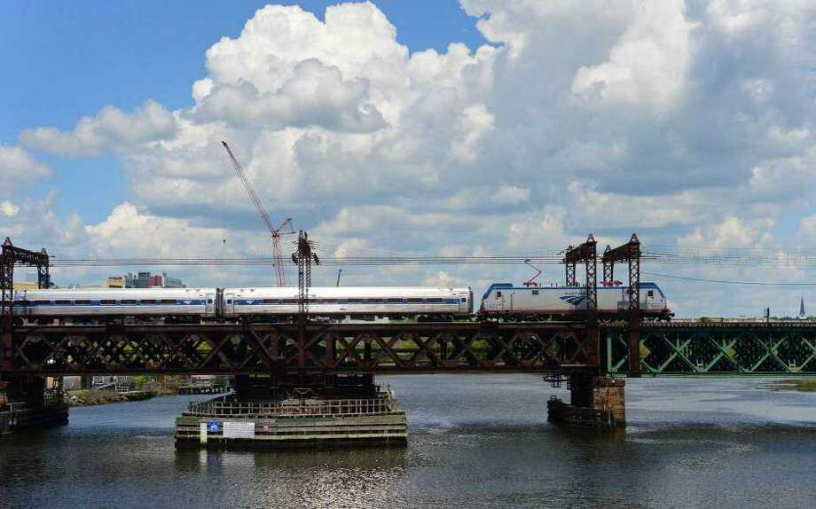 Metro-North said there could be some delays on the New Haven Line Tuesday morning if there are problems with closing the Walk Bridge.