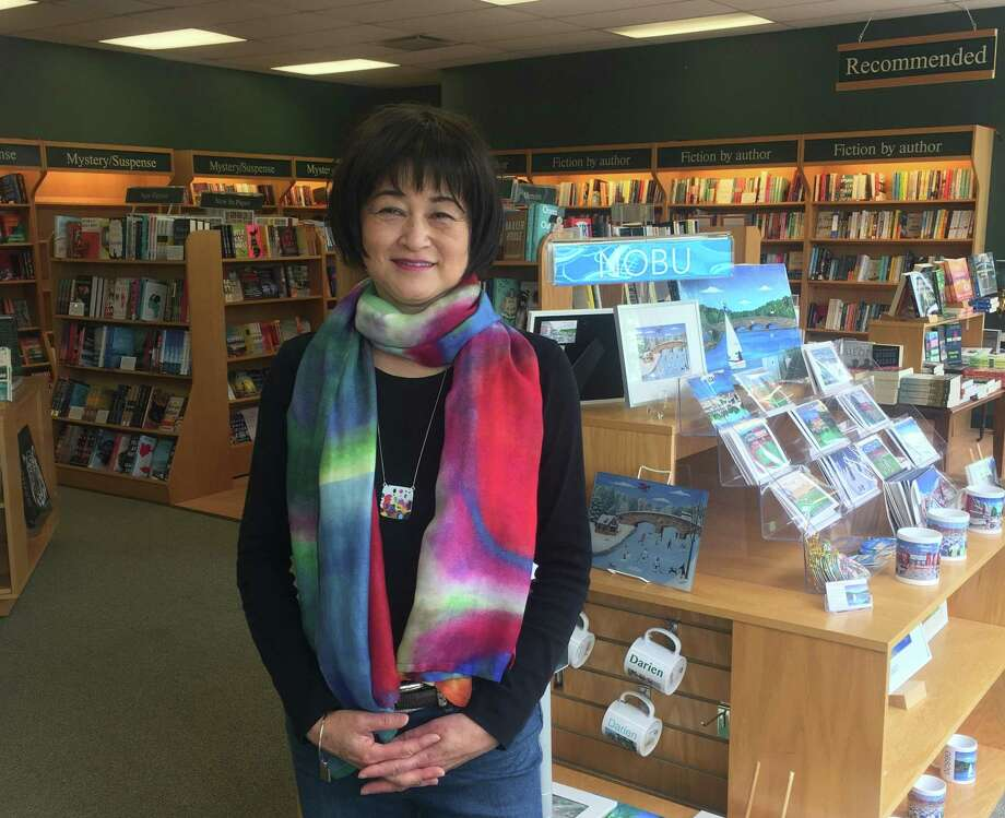 Darien artist Nobu Miki is organizing an online support group for minority women. Photo: Contributed Photo / Connecticut Post