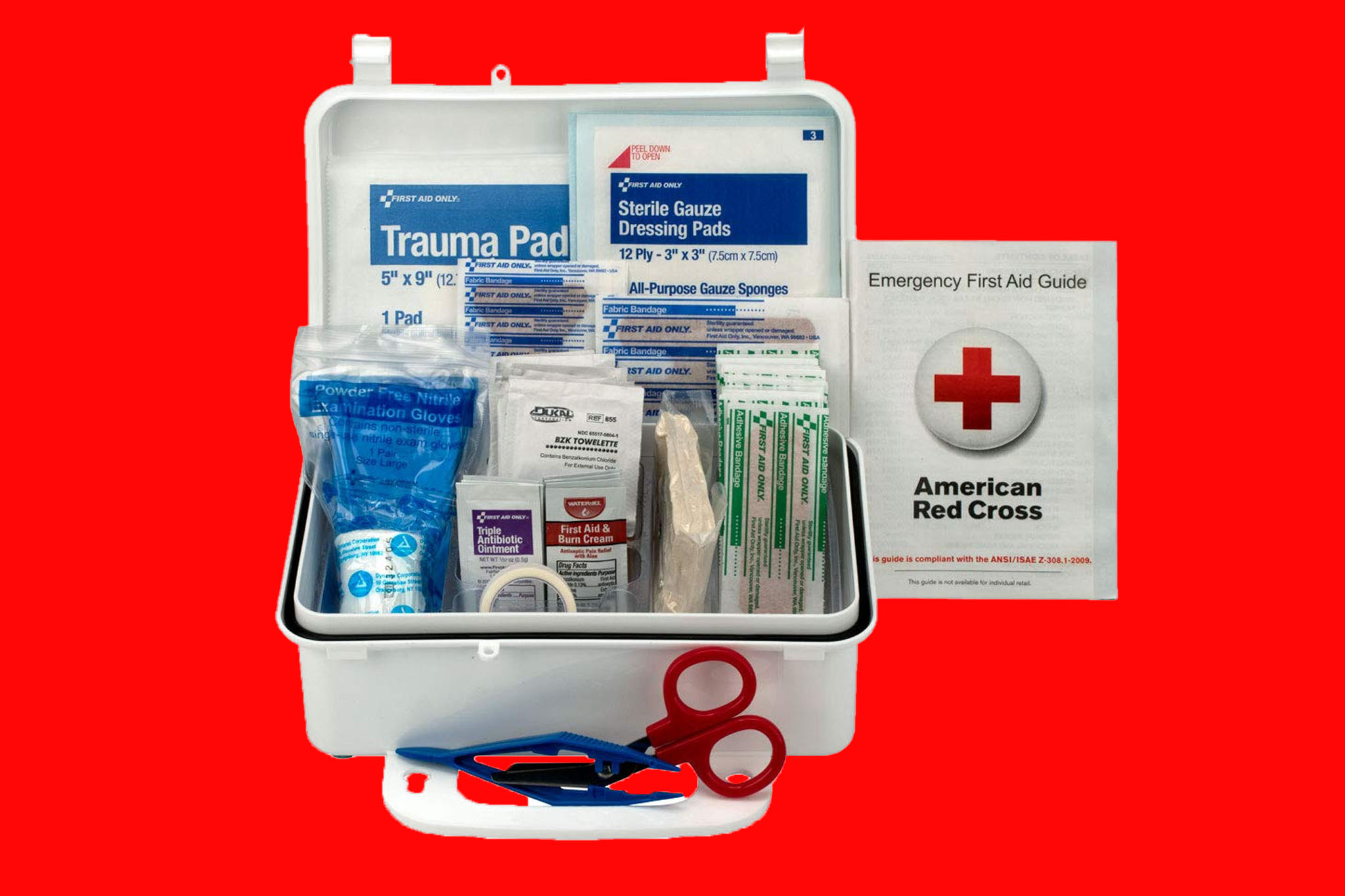 The College Student First Aid Kit is a Dorm Room Essential
