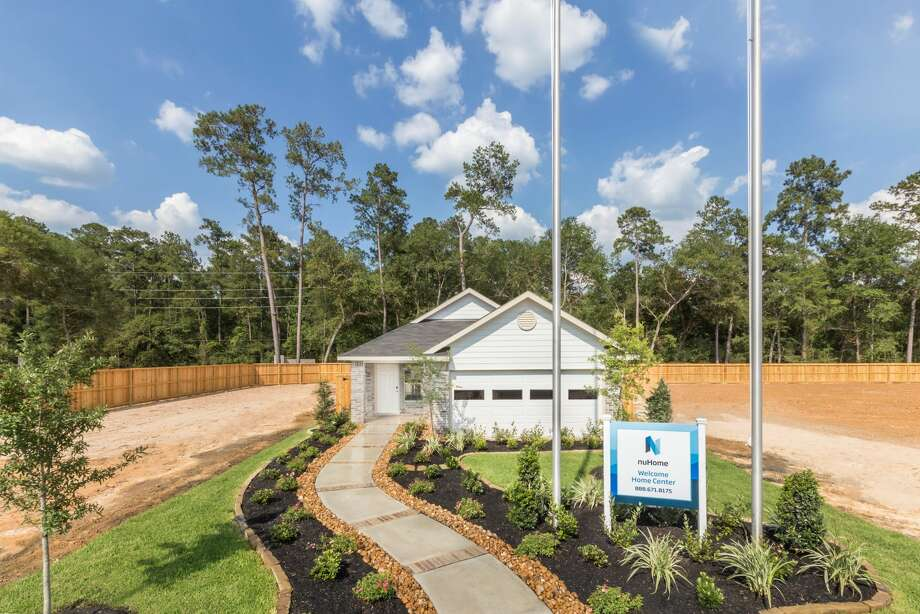 Lennar opened Arbor Trace, a nuHome community of entry level homes at Wright Road and Woodtrace Boulevard in Pinehurst. Photo: Lennar