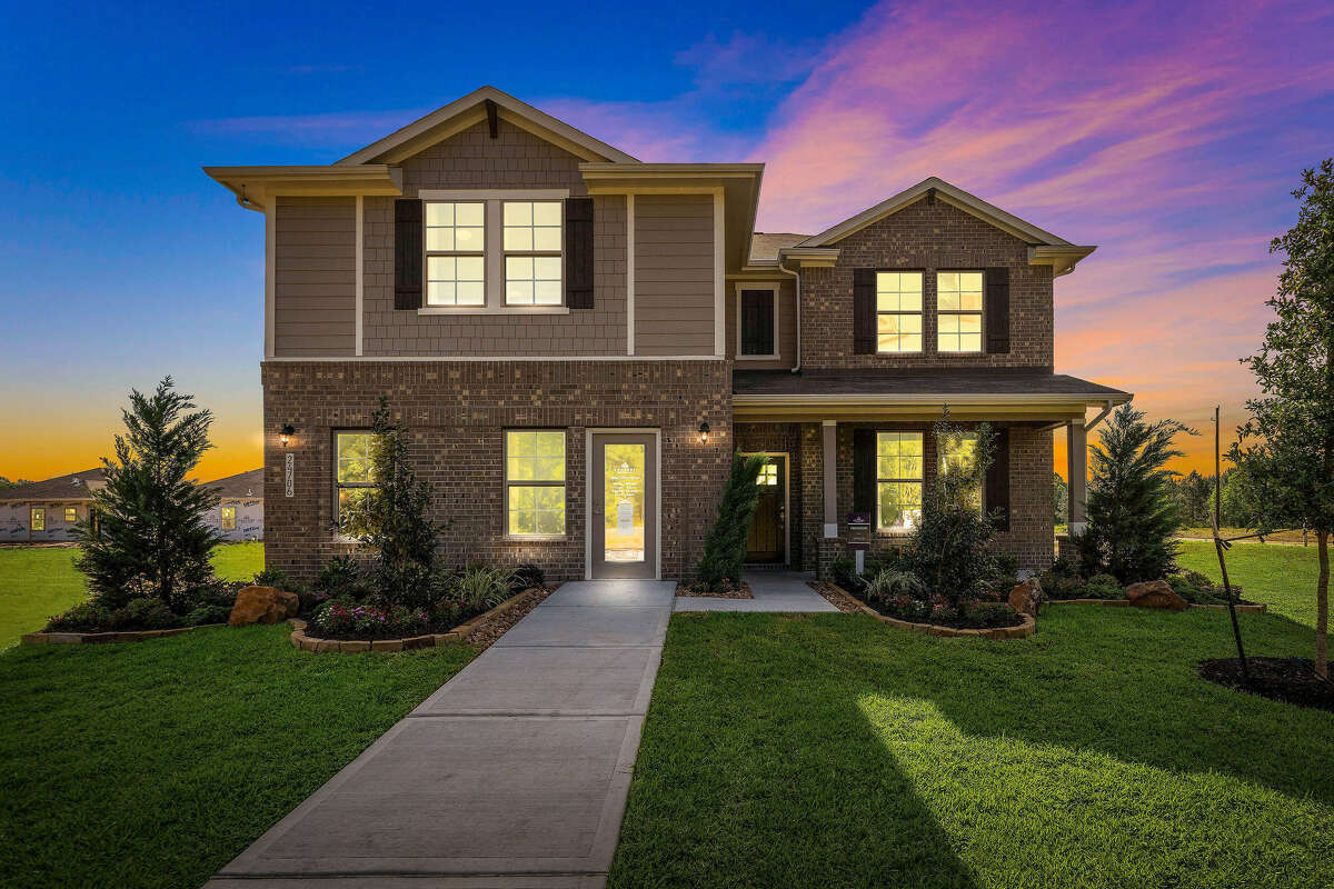 Century Communities, a Colorado-based home builder, is expanding its presence in Conroe.