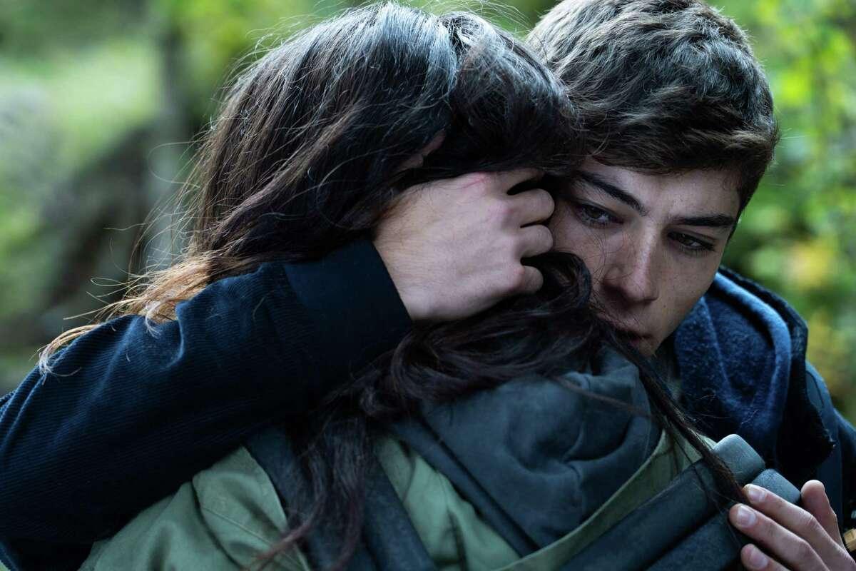 """Curon"" is an Italian horror series on Netflix."