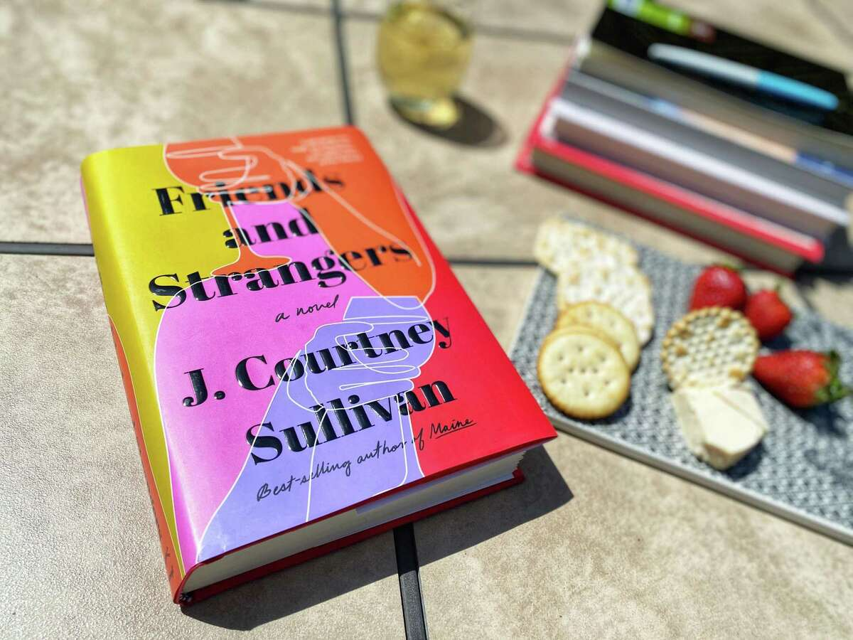 J. Courtney Sullivan tackles motherhood and friendship in her latest novel
