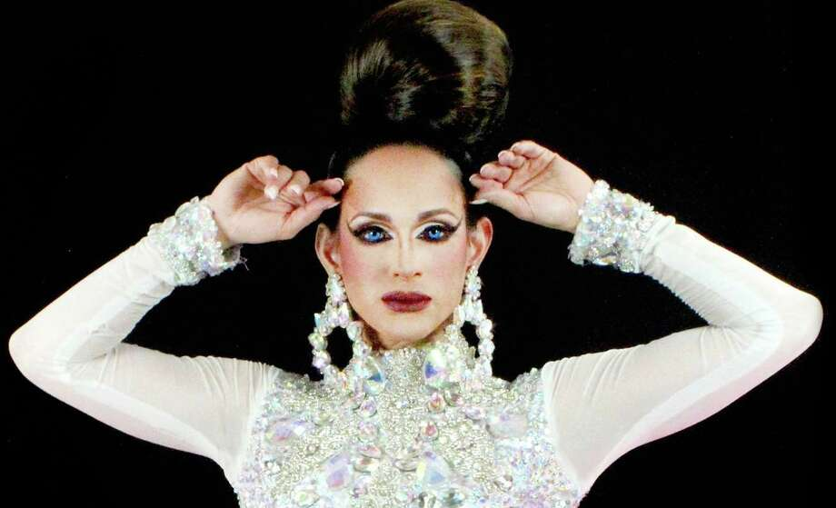 "Former ""RuPaul's Drag Race"" contestant Cynthia Lee Fontaine will be part of San Antonio's virtual Pride celebration. Photo: William Boyd / WilliamBoyd 2015"