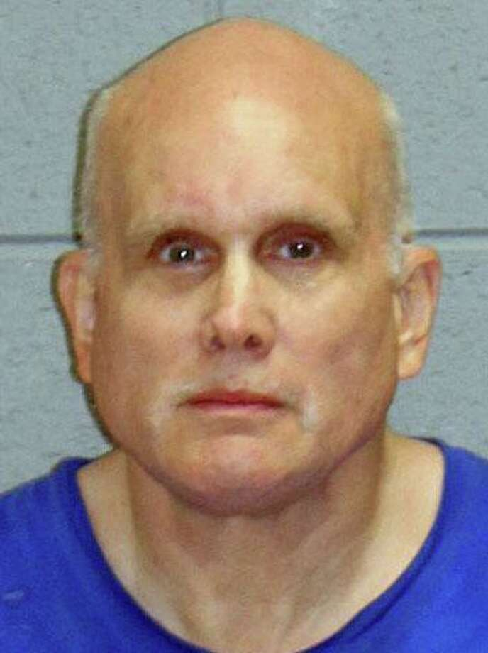 "Francis Keen, 66, of Naugatuck is accused of committing a ""lewd act"" on the Nauagtuck Green on Friday, June 19, 2020. Keen, who police said is a registered sex offender, was charged with risk of injury, breach of peace and public indecency. Photo: Naugatuck Police Photo"