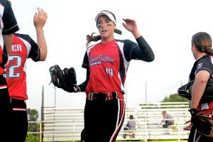 Pitcher Monica Abbott and several other Scrap Yard Fastpitch players spoke out on social media about a tweet sent from the team's official Twitter account on Monday evening during the season opener.