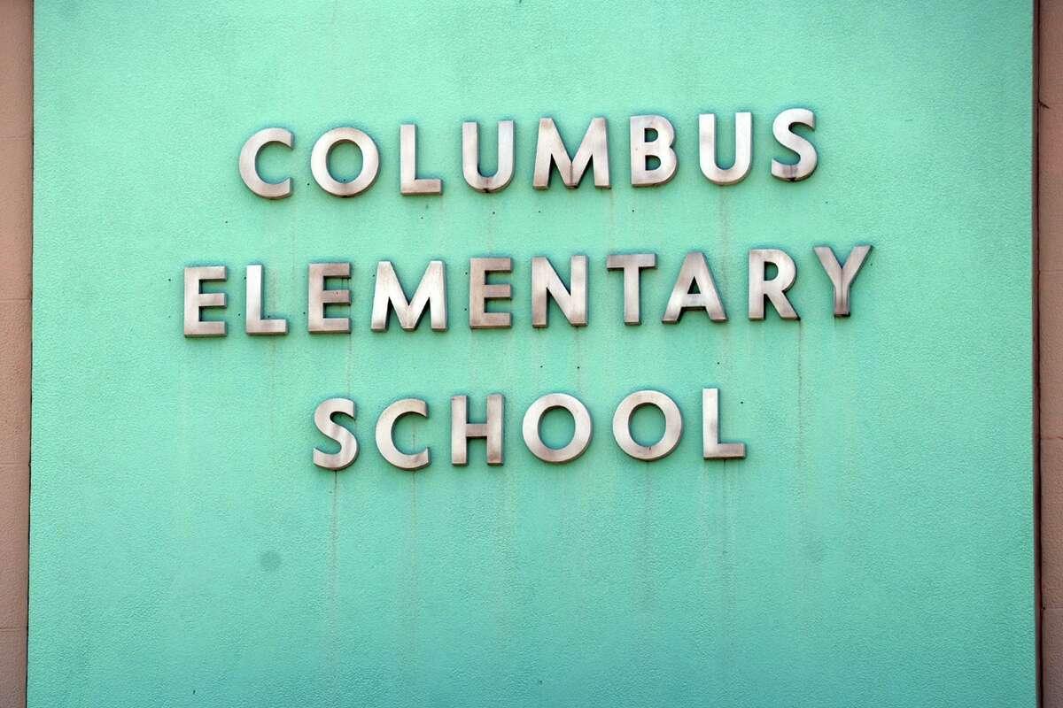 Columbus Elementary School, in Bridgeport, Conn.