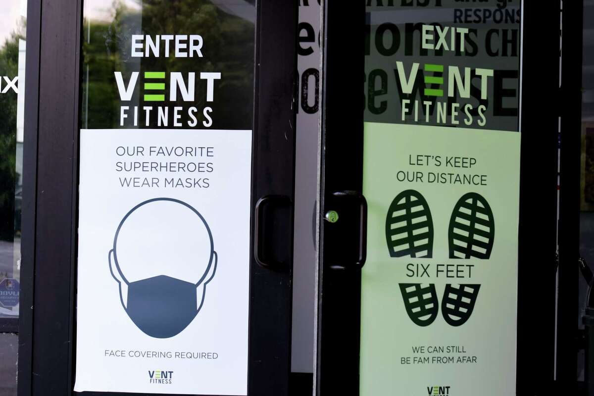 Gov. Andrew M. Cuomo said gyms can begin reopening as soon as Aug. 24 once localities inspect fitness centers for compliance to called for restrictions, including a capacity limit and face masks.