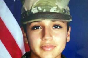 Army Pfc. Vanessa Guillen, 20, has been missing from her unit since April 22, according to the U.S. Army Criminal Investigation Command. Guillen was last seen in the parking lot of her Regimental Engineer Squadron Headquarters.