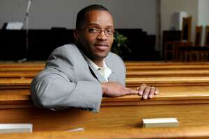 The Rev. Leroy Parker, pastor of New Hope Baptist Church in Danbury