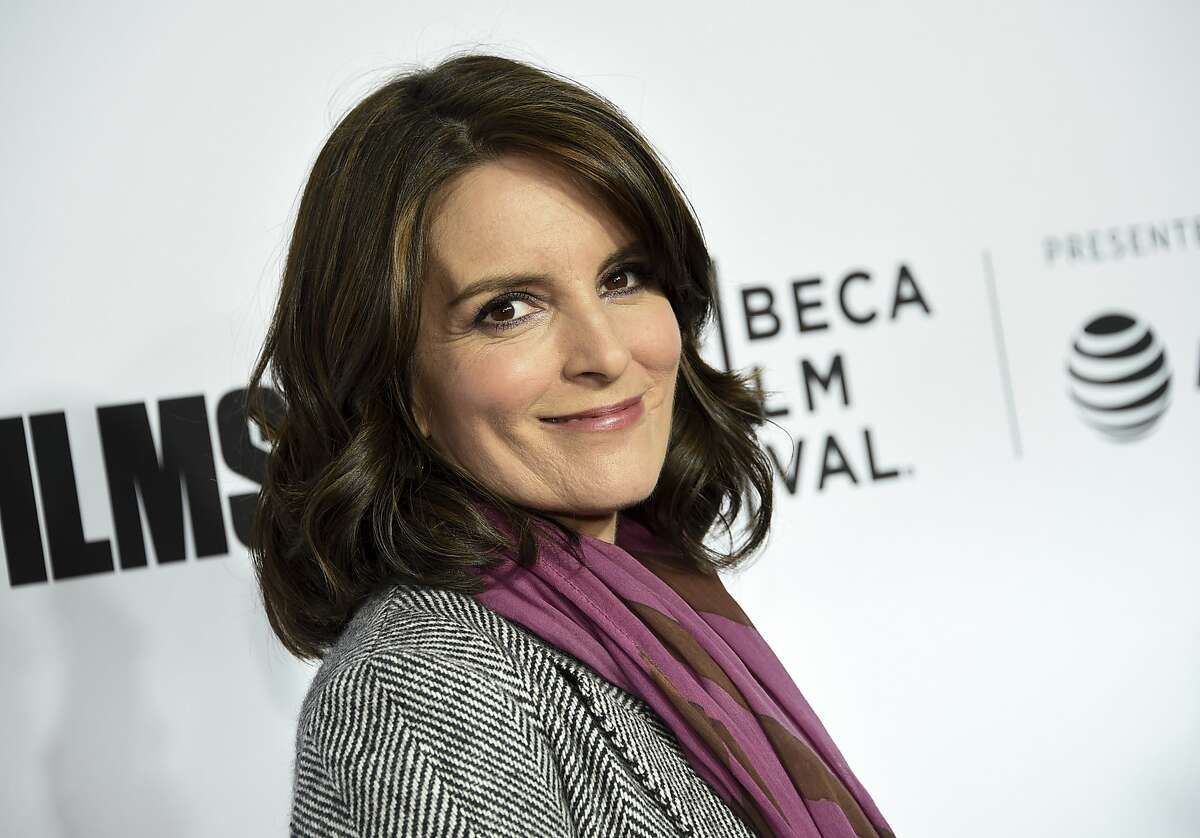 Tina Fey attends the Tribeca Film Festival World Premiere of
