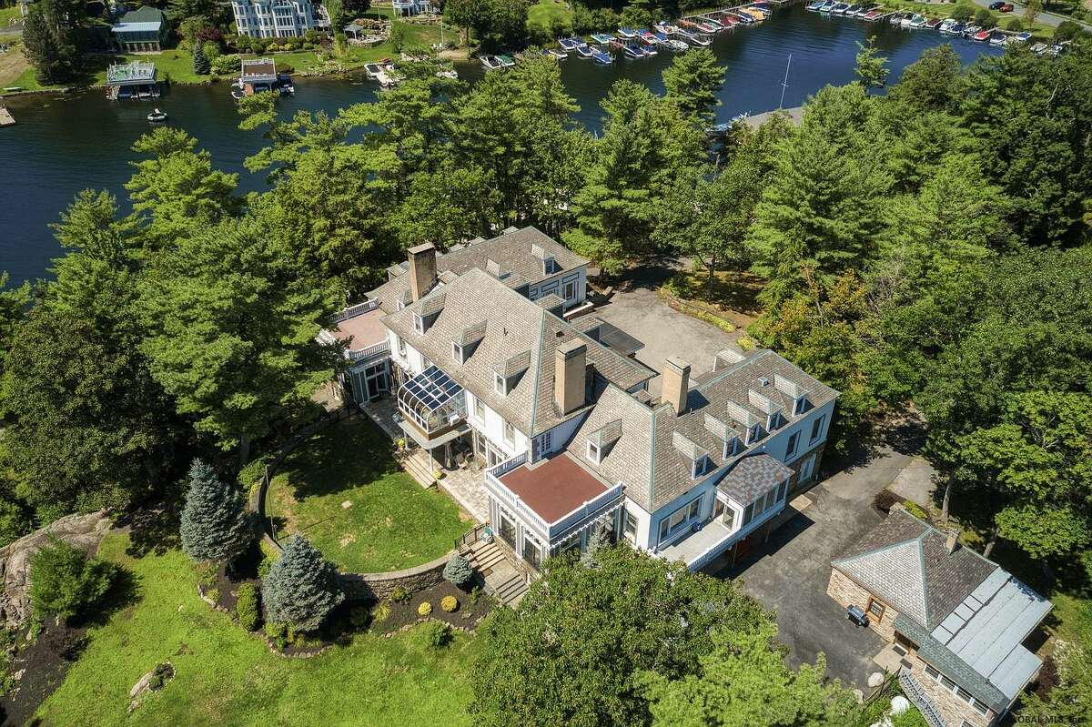 $15 million. 114 Green Harbor Lane, Lake George, 12845. View Listing.