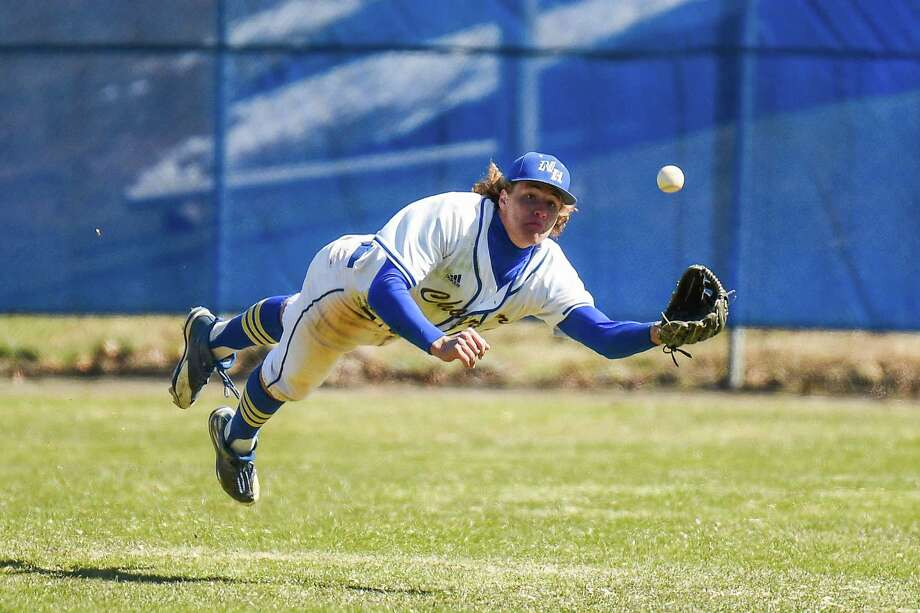 University of New Haven's Matt Chamberlain of North Branford has signed an undrafted free agent with the St. Louis Cardinals. Photo: New Haven Athletics / Clarus Studios Inc. / (c) 2018 Clarus Studios Inc