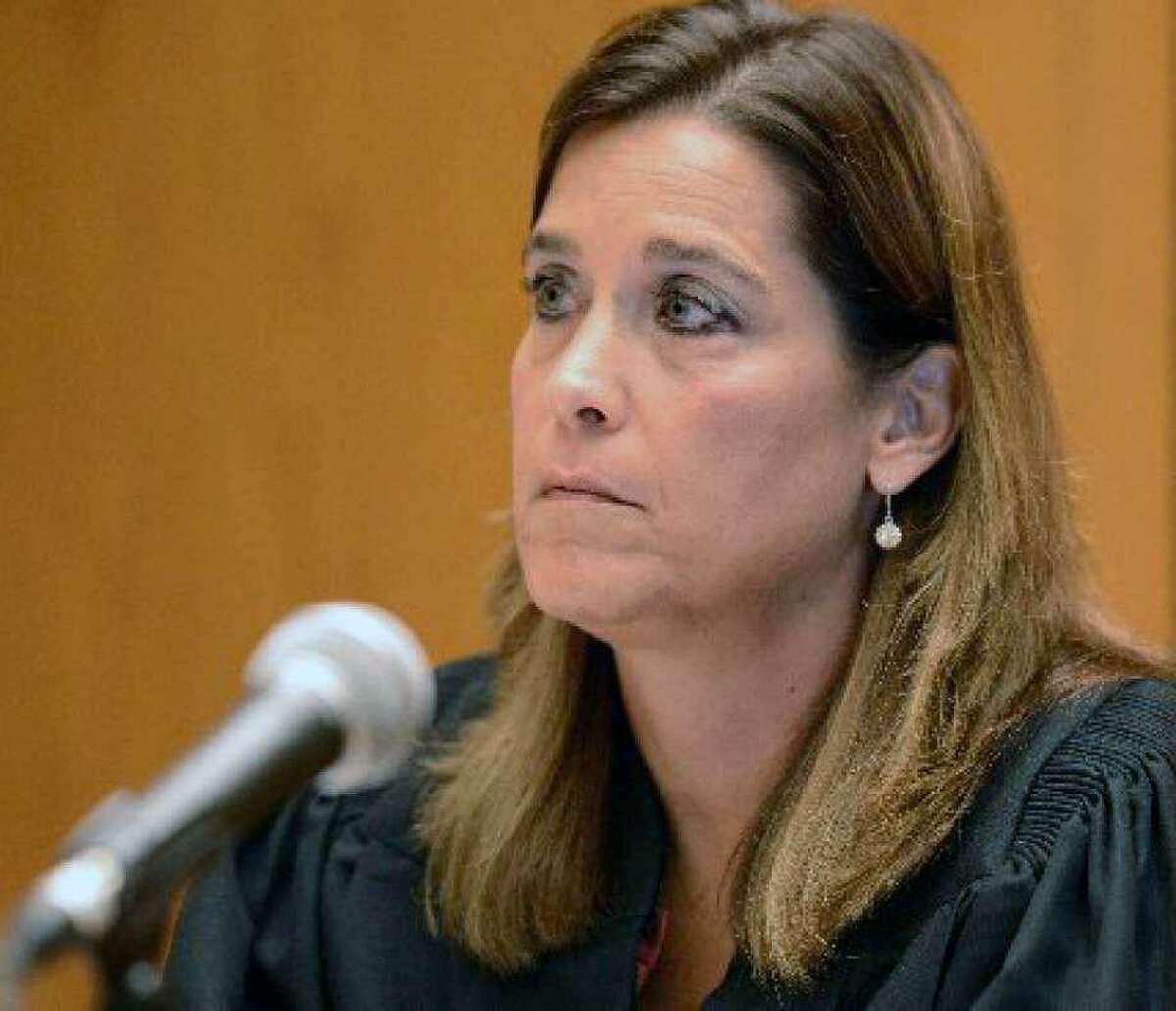 State Superior Court Judge Barbara Bellis