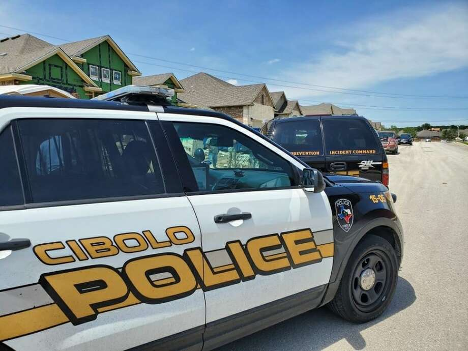 A construction worker was found dead on a Schertz roadway Tuesday afternoon, according to the Cibolo Police Department. Photo: Cibolo Police Department