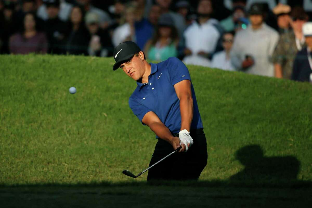 Cameron Champ has tested positive for the coronavirus and has withdrawn from this week's Travelers Championship.