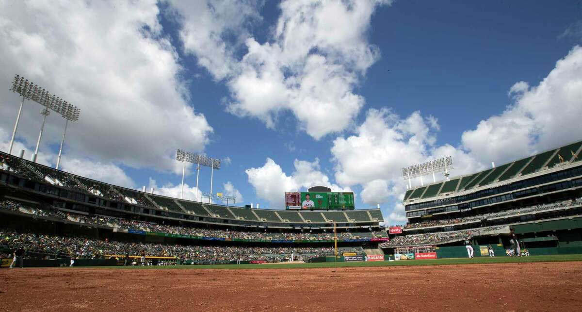 If the Oakland A's buy the city's stake in the Coliseum site, they might be both landlord and tenant, and repay themselves the rent.