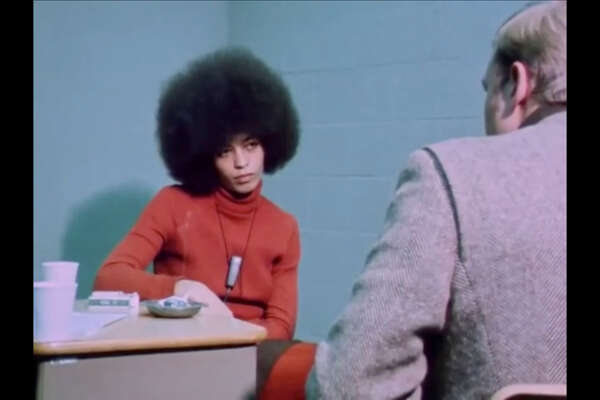 "Scene from ""The Black Power Mixtape 1967-1975."""