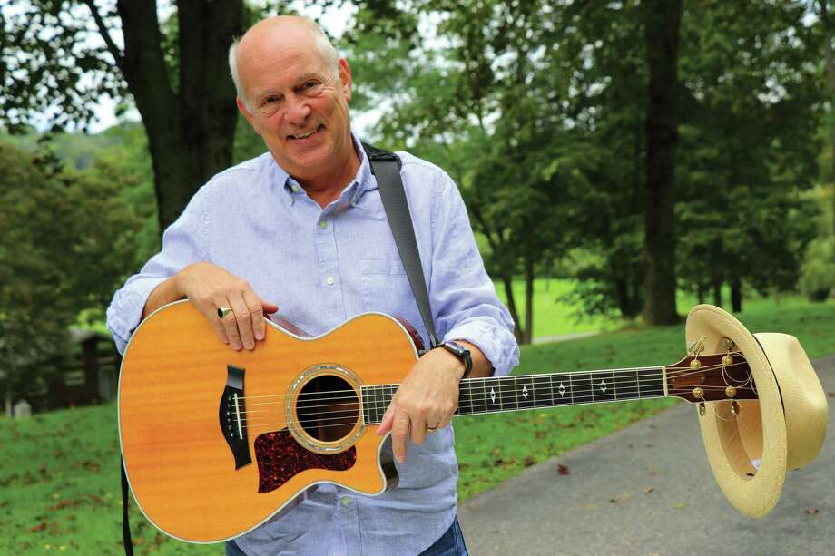 Starting July 8, the Kent Memorial Library's benefit committee is launching the Masters of Kent Summer Series, sharing some of the diverse talent in town, including George Potts on July 29. Photo: Contributed Photo /
