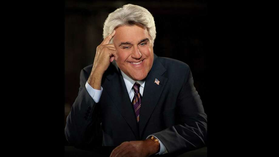 Jay Leno is scheduled to perform his comedy show at the Ridgefield Playhouse Oct. 15. Photo: Jay Leno / Contributed Photo