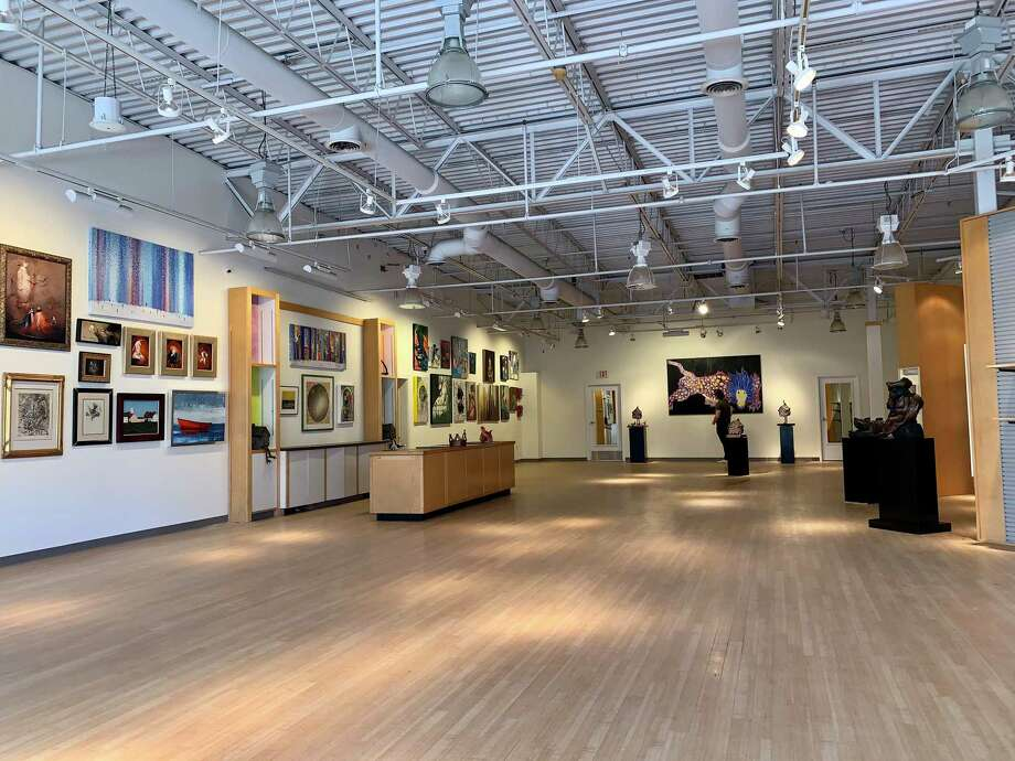 Celebrating its tenth anniversary,, Six Summit Gallery presents The Grand Art Salon, a new 3,500 square foot venue at 314 Flat Rock Place, Suite 140 in Westbrook. Photo: Six Summit Gallery / Contributed Photo