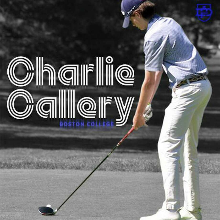 Charley Callery Photo: Submitted