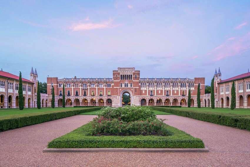 #1 Rice University-Houston Avg. Scholarships: $35,406Avg. Starting Salary: $71,000Tuition: $45,608Cost of Living: $17,550Retention Rate: 97%College Education Value Index: 70.96