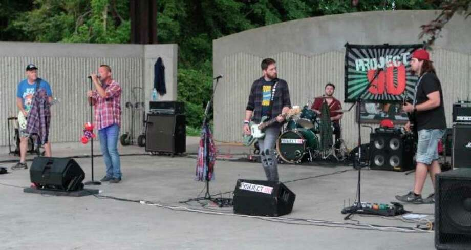 Project 90 was one of several bands to perform at last year's Summer Concert Series. The free series is an annual event which provides residents with the opportunity to get out and enjoy the summer weather. (Pioneer file photo)
