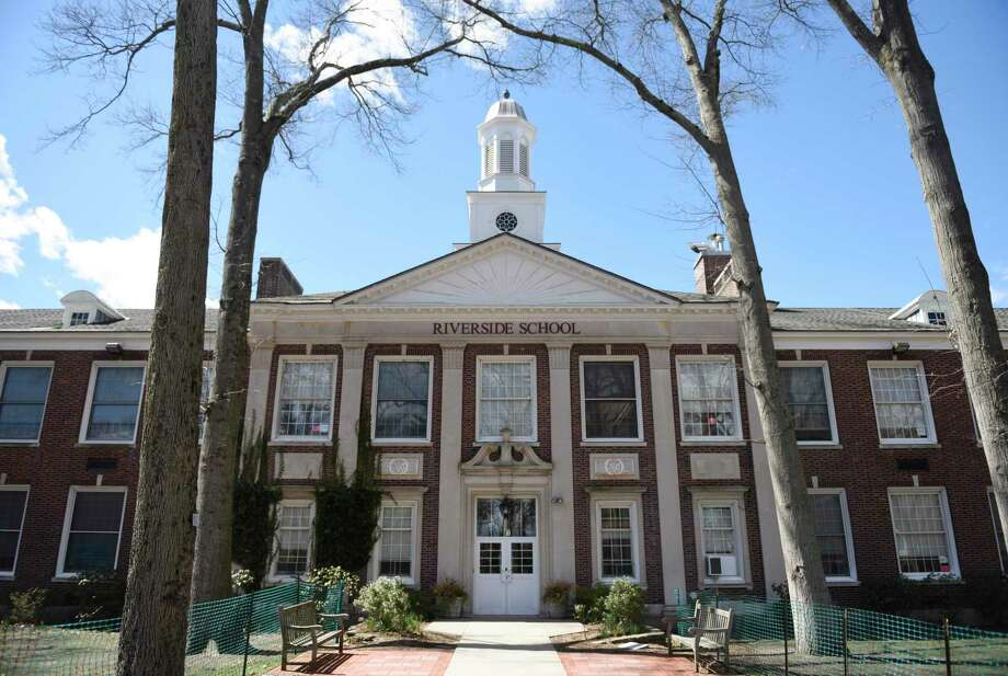 Riverside School in Greenwich, Conn. Photo: Tyler Sizemore / Hearst Connecticut Media / Greenwich Time