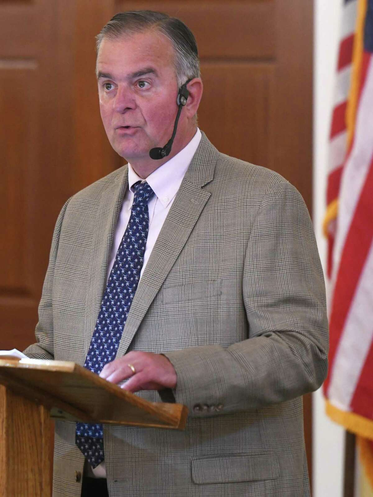 State Rep. Steve Meskers, D-Greenwich, has also been a strong advocate of expanded voting opportunities.