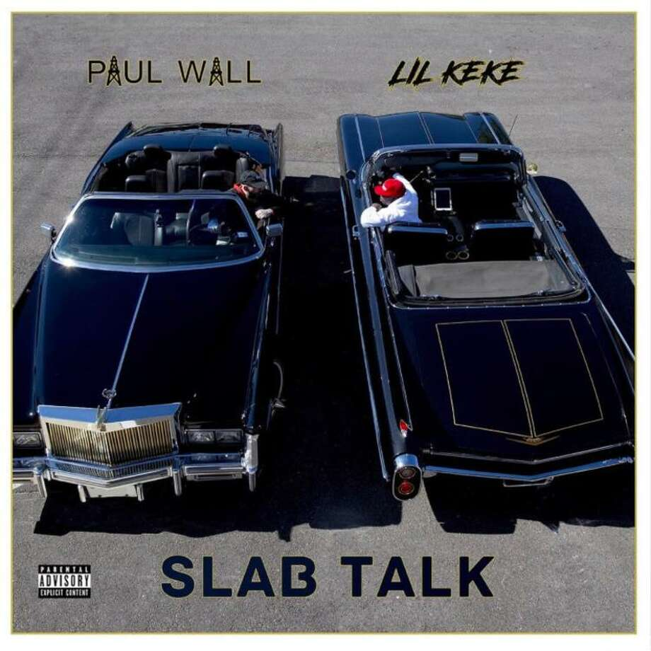 Paul Wall & Lil Keke, Slab Talk. Courtesy of 7 Thirteen Music Photo: 7 Thirteen Music