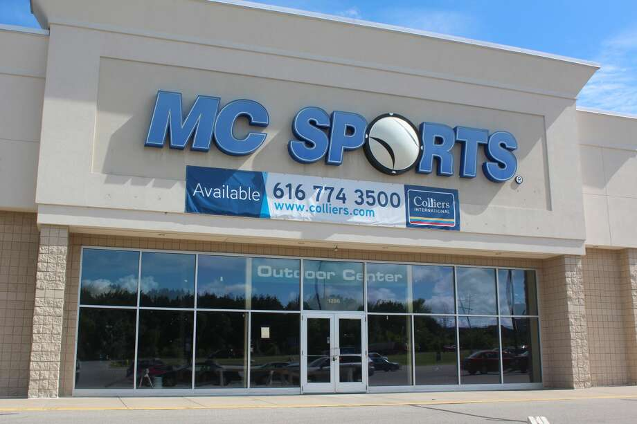 A new Marshalls store will soon be coming to Big Rapids. The store will be moving into the former MC Sports building. Photo: Pioneer Photo/Catherine Sweeney