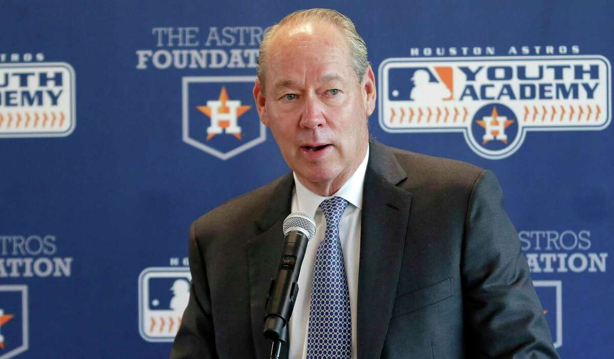 """Owner Jim Crane said the Astros' 2020 financial losses will be """"significant"""" but expects them to remain in a strong position entering next season."""